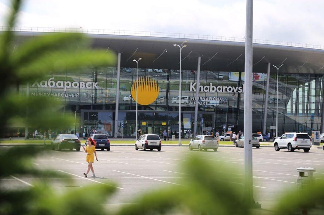 Более 300 человек эвакуировали из здания аэропорта Хабаровска из-за