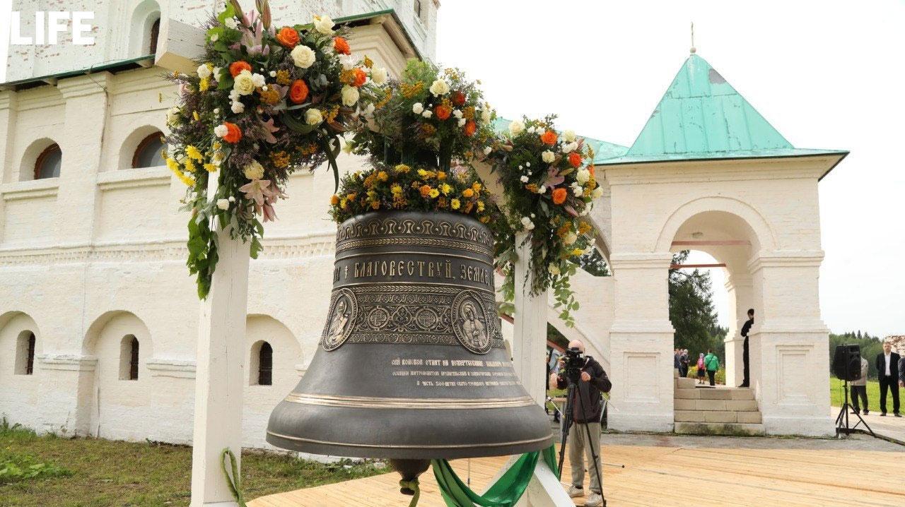 Фото © Пресс-служба Архангельской области