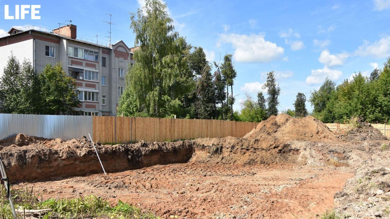 Фото © Пресс-служба Администрации города Костромы