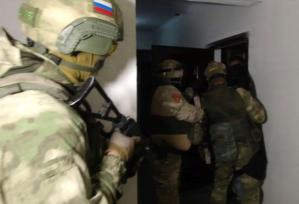 В Ингушетии введён режим контртеррористической операции