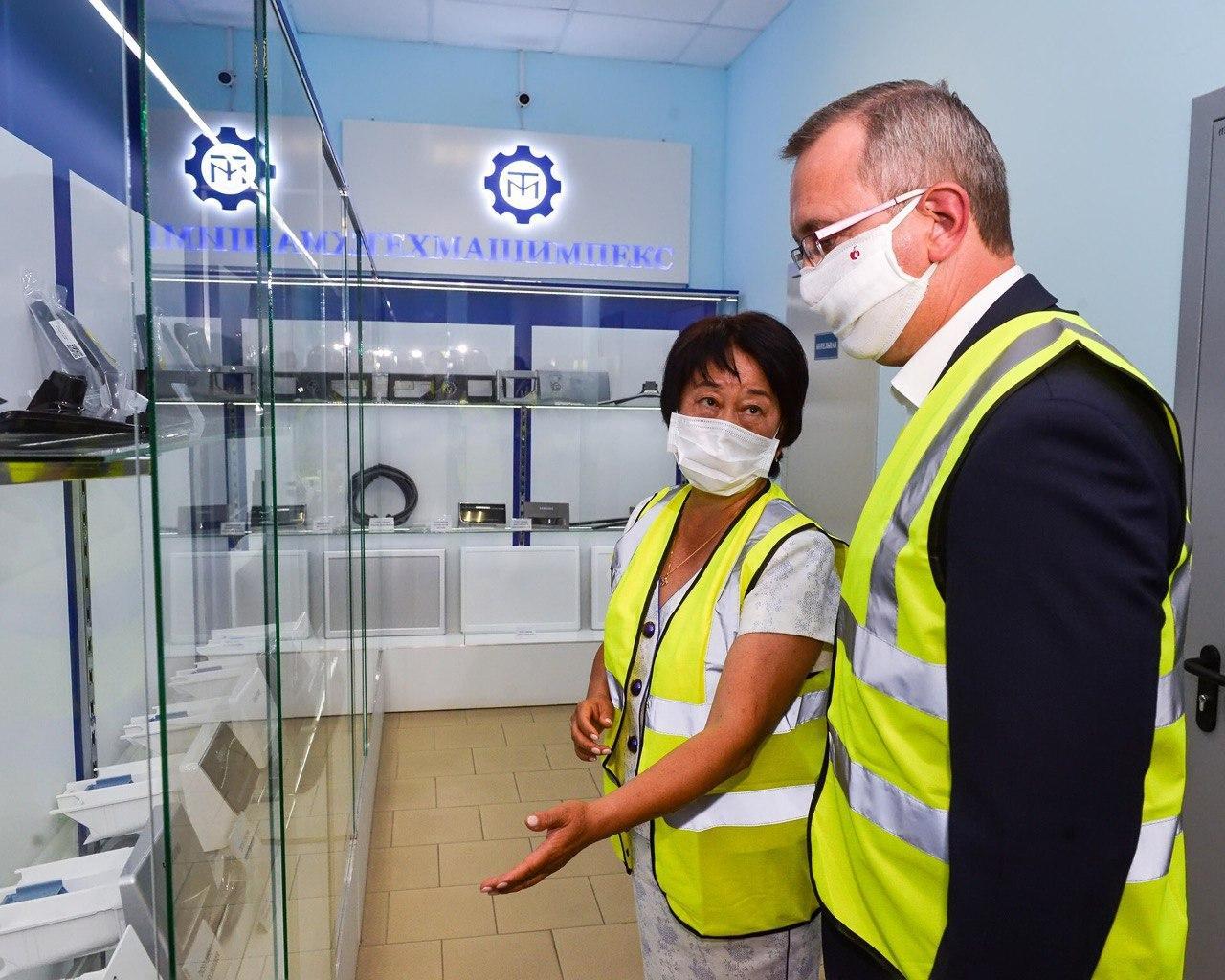 Фото предоставлено Лайфу пресс-службой Правительства Калужской области