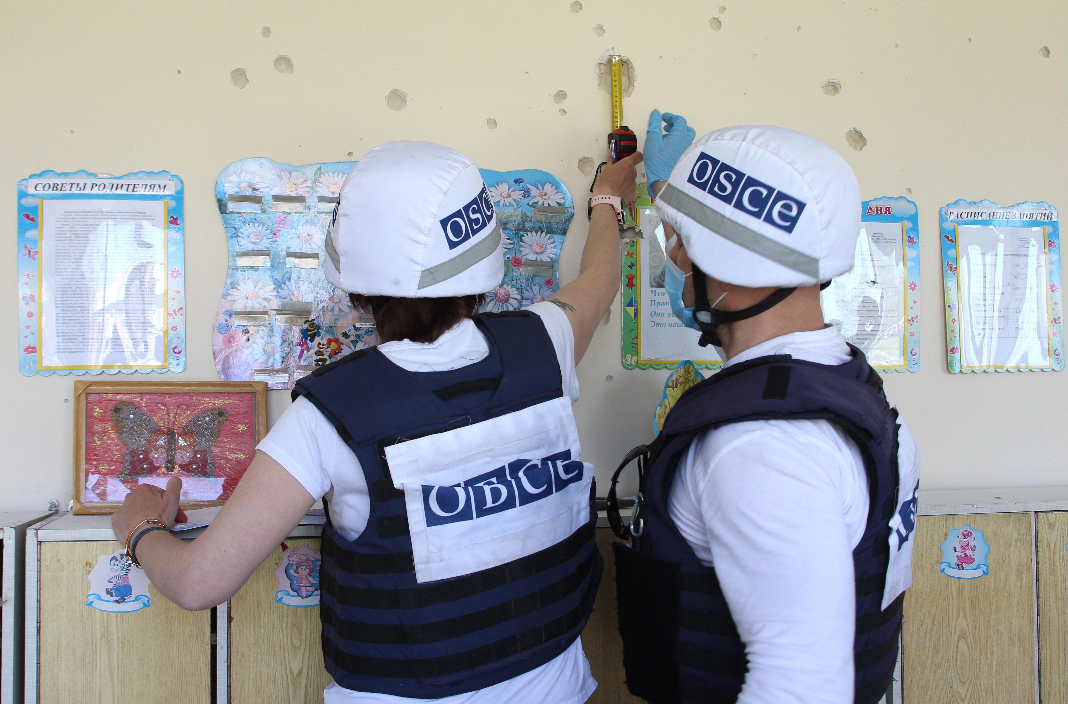 """ОБСЕ впервые за пять лет не зафиксировала нарушений """"режима тишины"""" в Донбассе"""