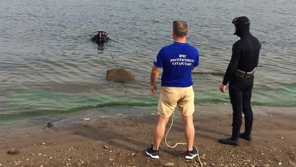 Житель Татарстана утонул, пытаясь спасти невесту друга