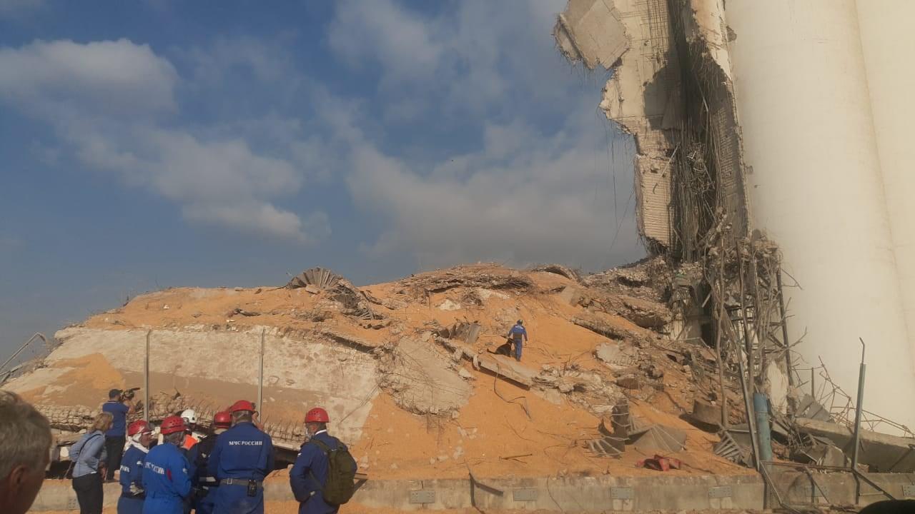 Свыше 60 человек пропали без вести после взрыва в Бейруте