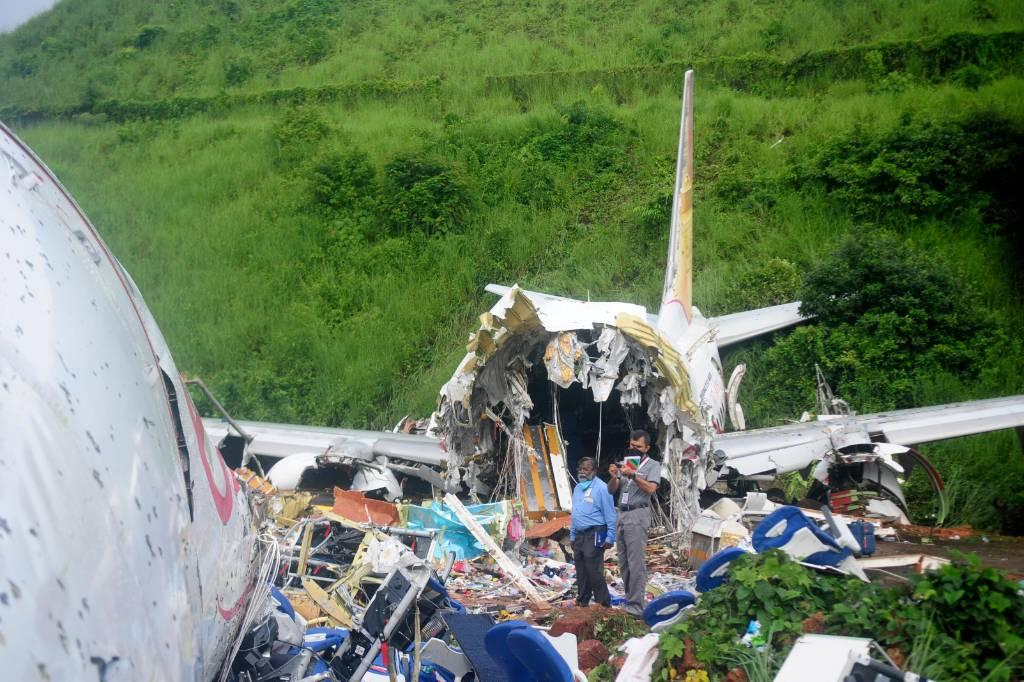 В Португалии разбился тушивший лесной пожар самолёт