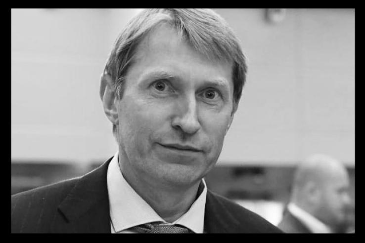 Умер официальный представитель Ленинградской области при правительстве России