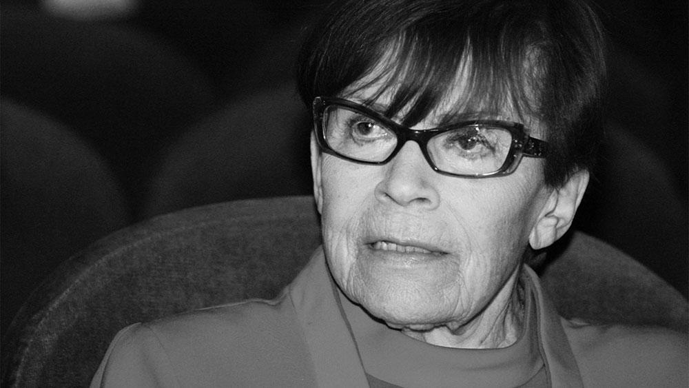 В Италии умерла актриса Франка Валери. Она отпраздновала столетие 31 июля