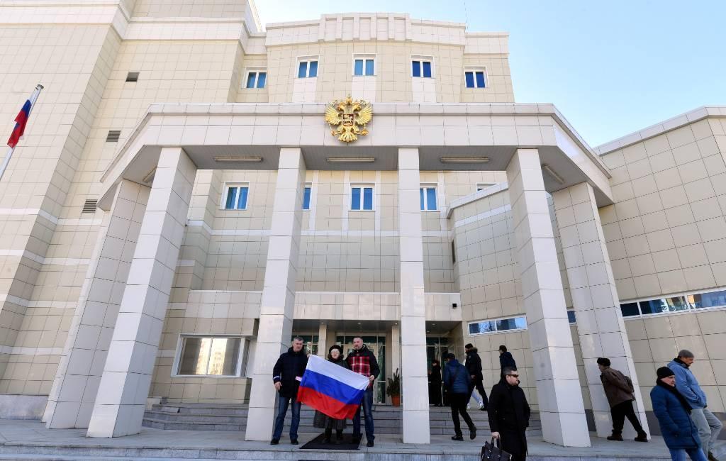 """Журналистов """"Дождя"""" передадут в посольство РФ в Минске для дальнейшей депортации"""