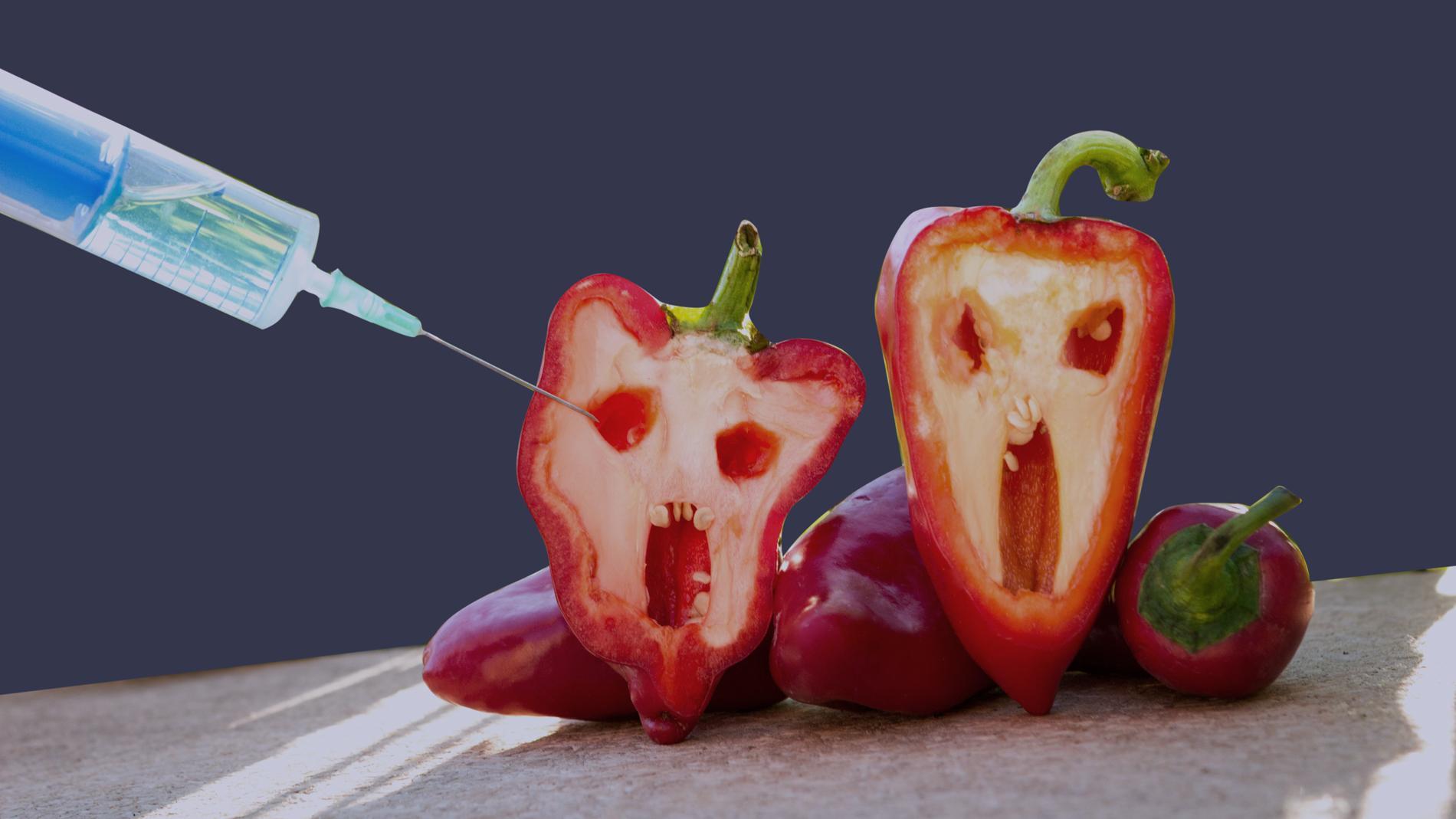 Планета ГМО. Как Monsanto пытается захватить Россию
