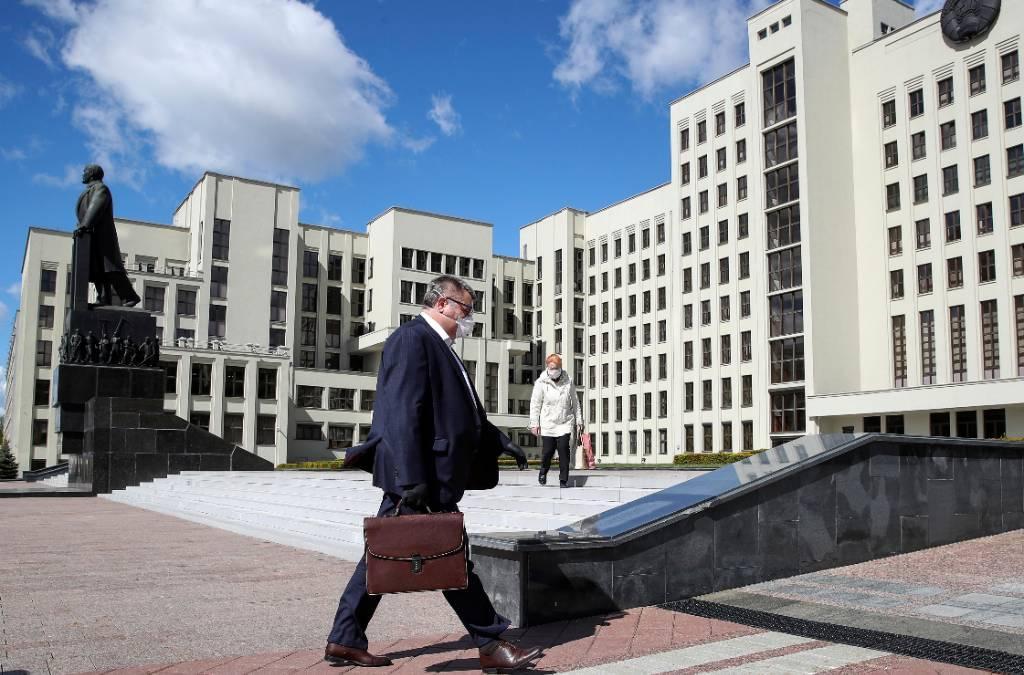 """Бывший председатель правления """"Белгазпромбанка"""" Виктор Бабарико.  Фото © ТАСС / Наталия Федосенко"""