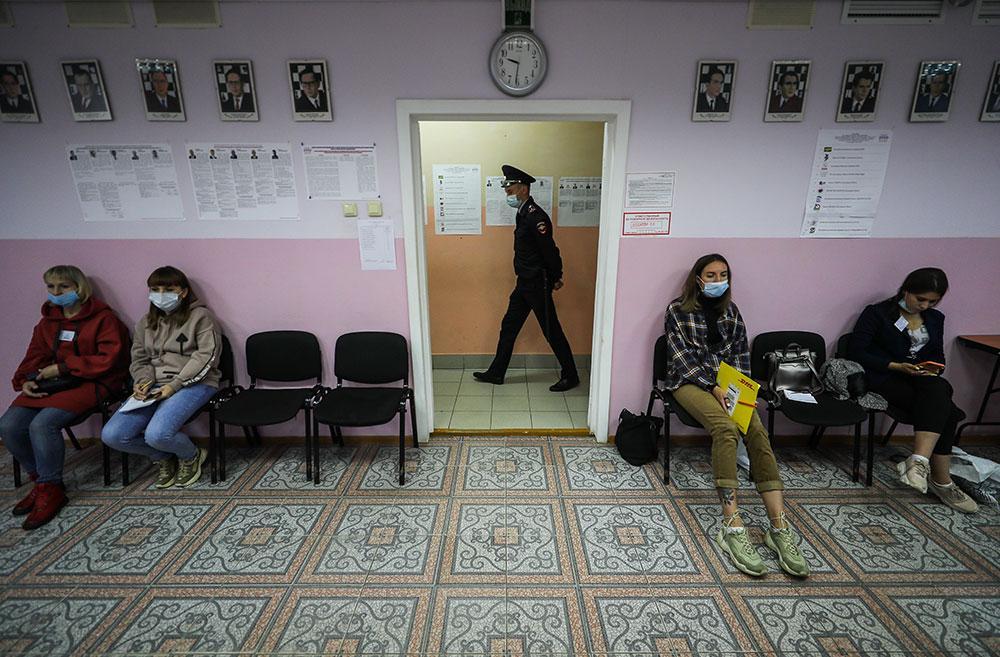 Фото © ТАСС / Смирнов Владимир