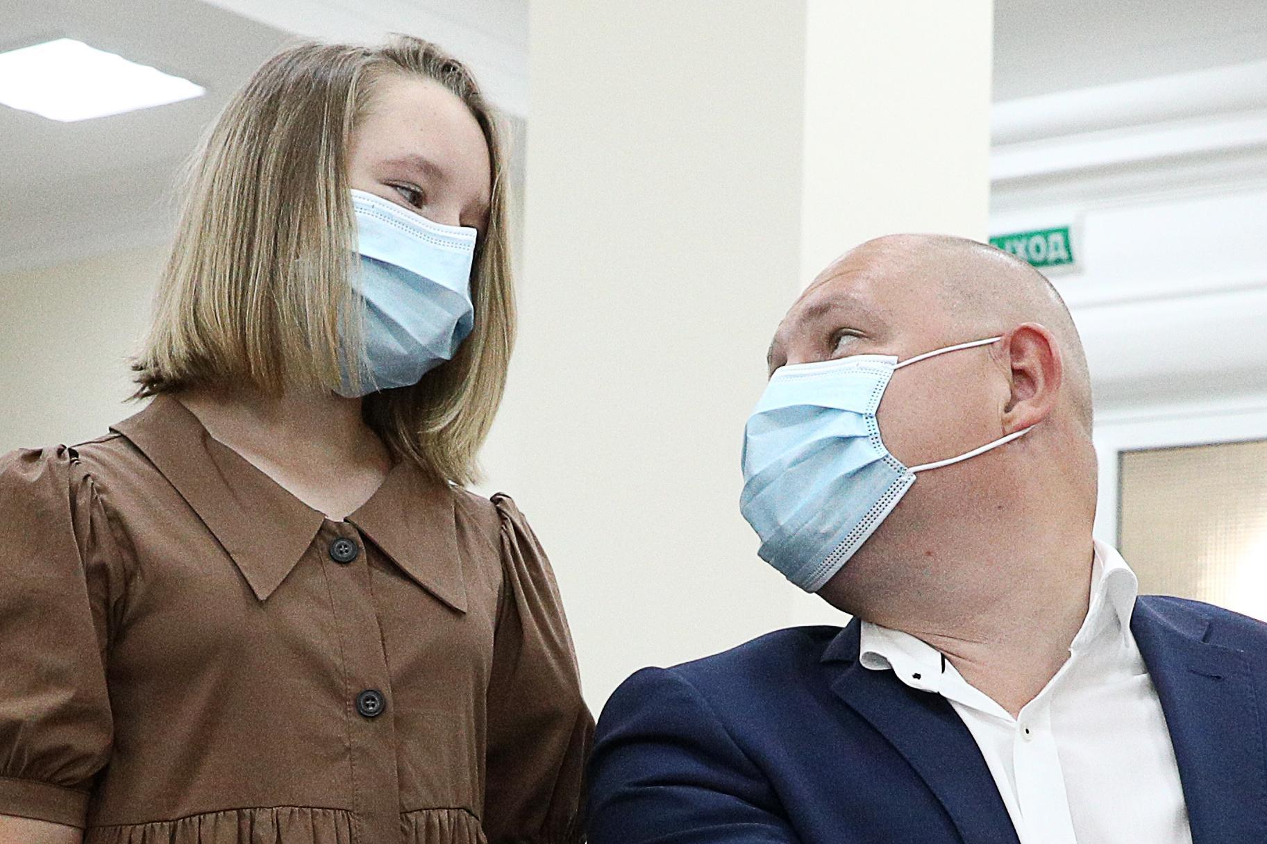 <p>Михаил Развожаев. Фото © Сергей Мальгавко / ТАСС</p>