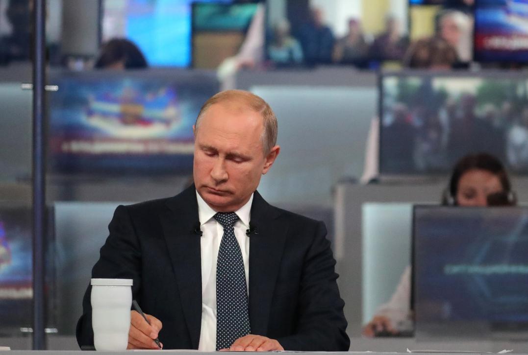 Путин сегодня запишет выступление для Генассамблеи ООН