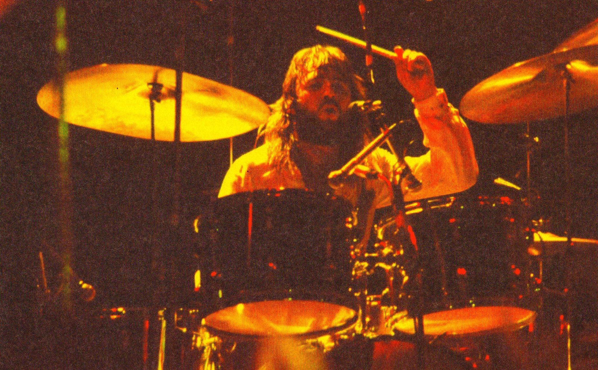Умер бывший барабанщик Оззи Оcборна и рок-группы Uriah Heep Ли Керслейк