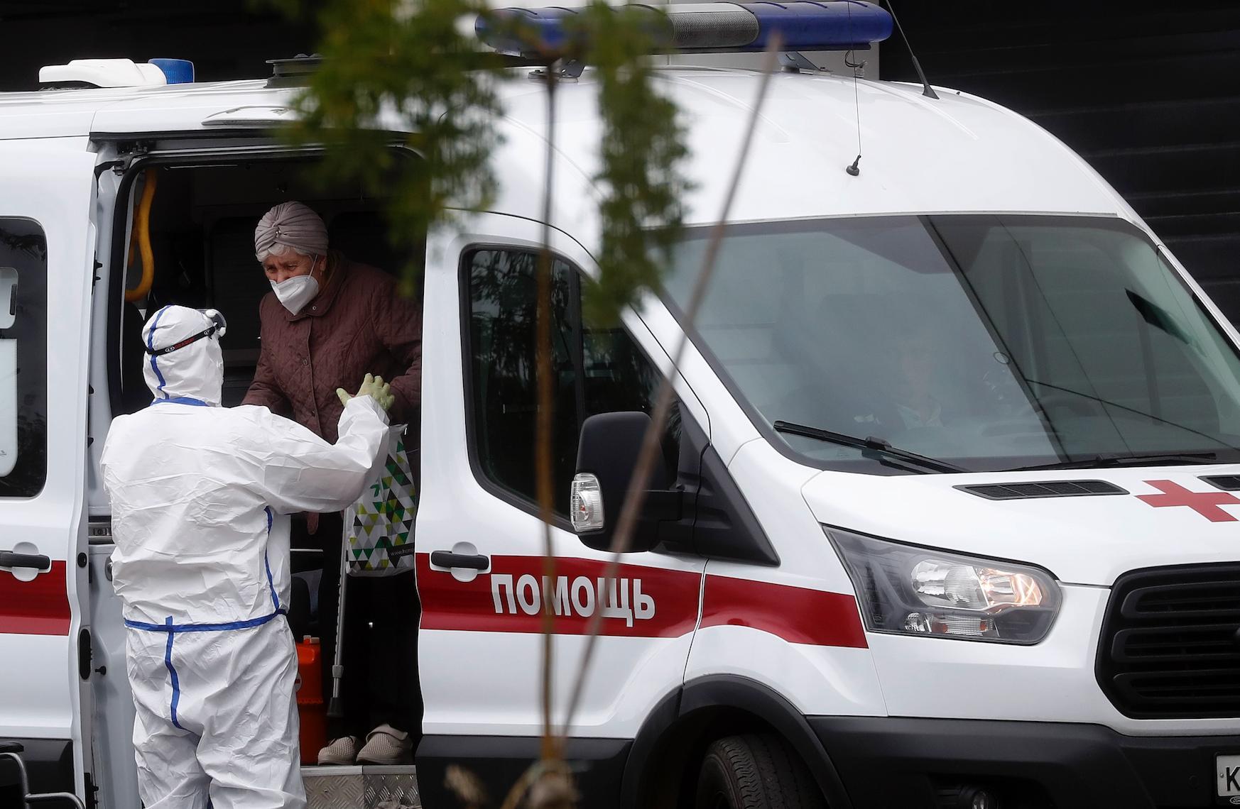 В Москве ещё 919 пациентов вылечились от коронавируса