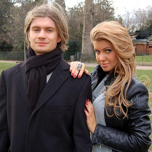 Антон и Екатерина Федун. Фото © topnews.ru