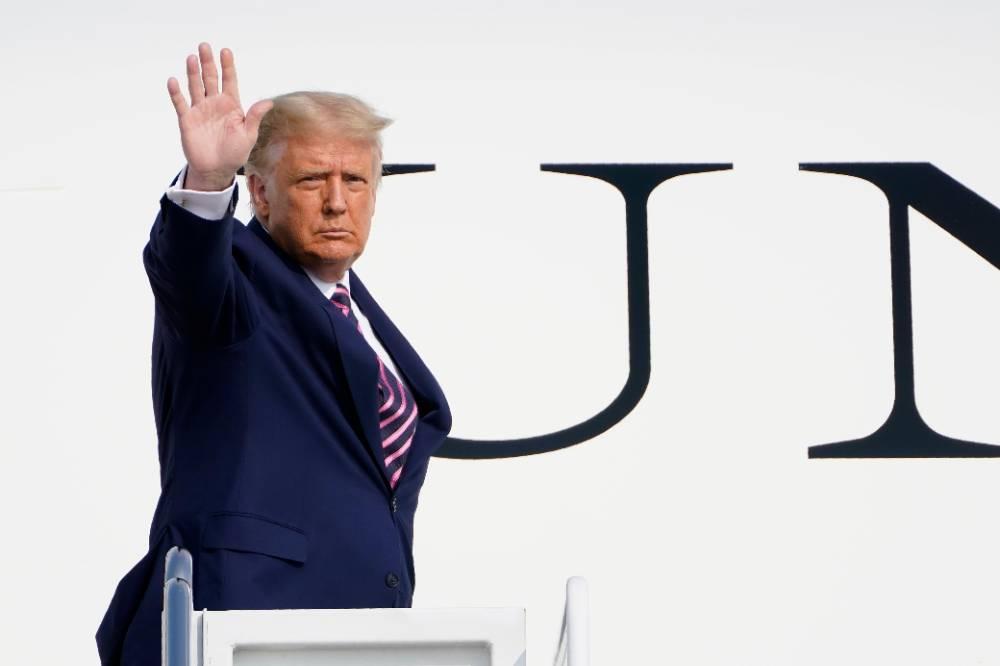 """Трамп заявил, что Россия завидует американскому оружию, """"которого мир никогда не видел"""""""