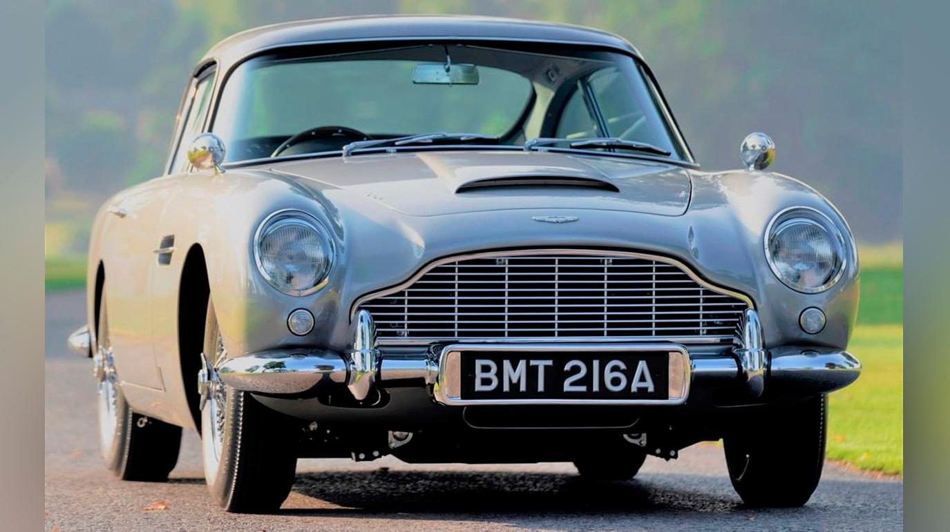 Aston Martin выпустит 25 коллекционных автомобилей Джеймса Бонда