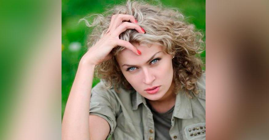 Экс-баскетболистка Надежда Гришаева, вероятная жена Игоря Лебедева. Фото © Twitter / Nadezhda Grishaeva