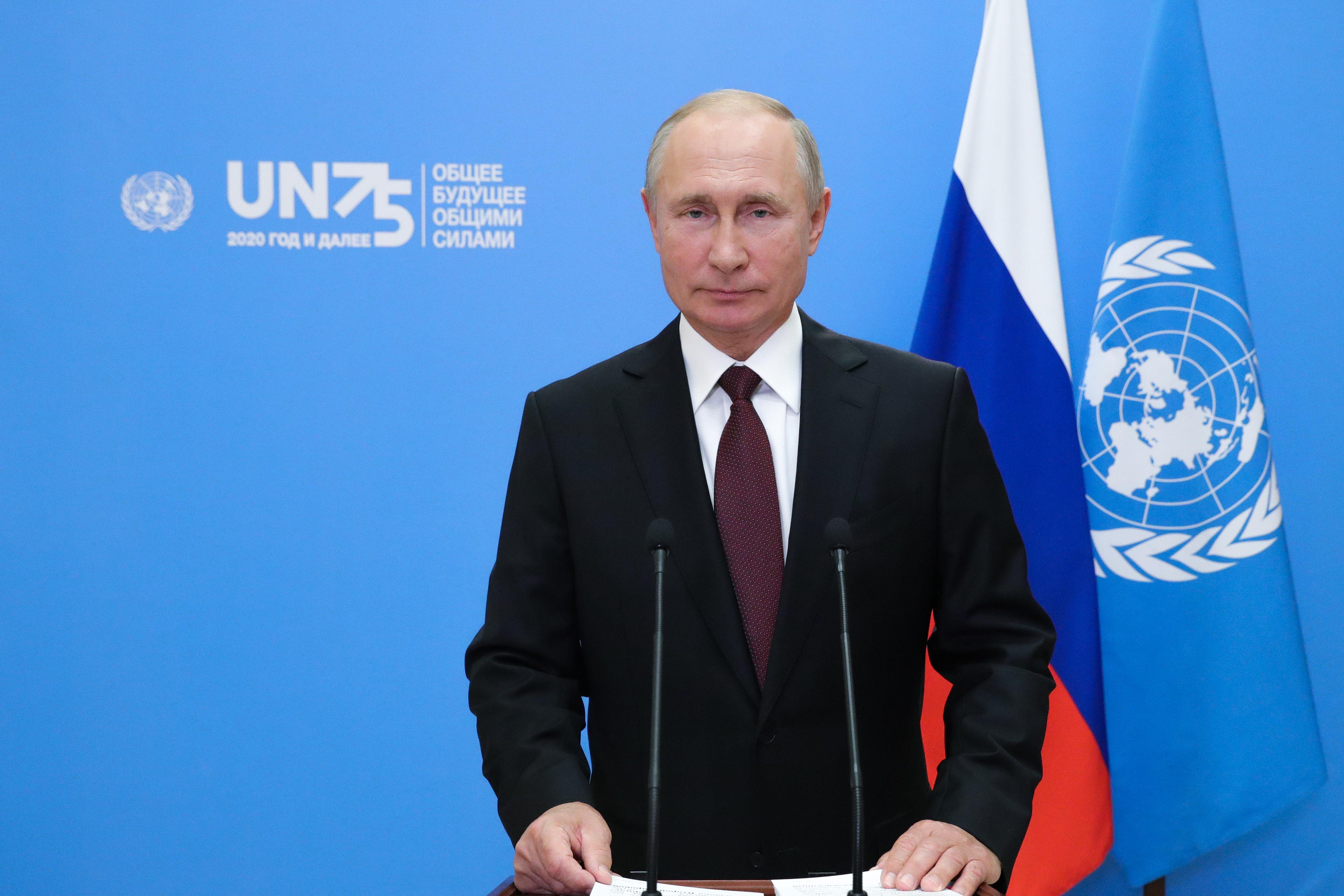 Путин призвал США и их союзников к взаимному сдерживанию в развёртывании ракетных систем