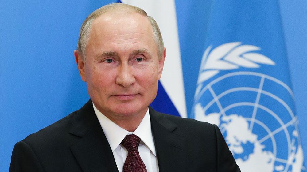 """""""Сейчас особенно актуально"""". Путин напомнил о предложении России ввести """"зелёные коридоры"""" для торговли"""