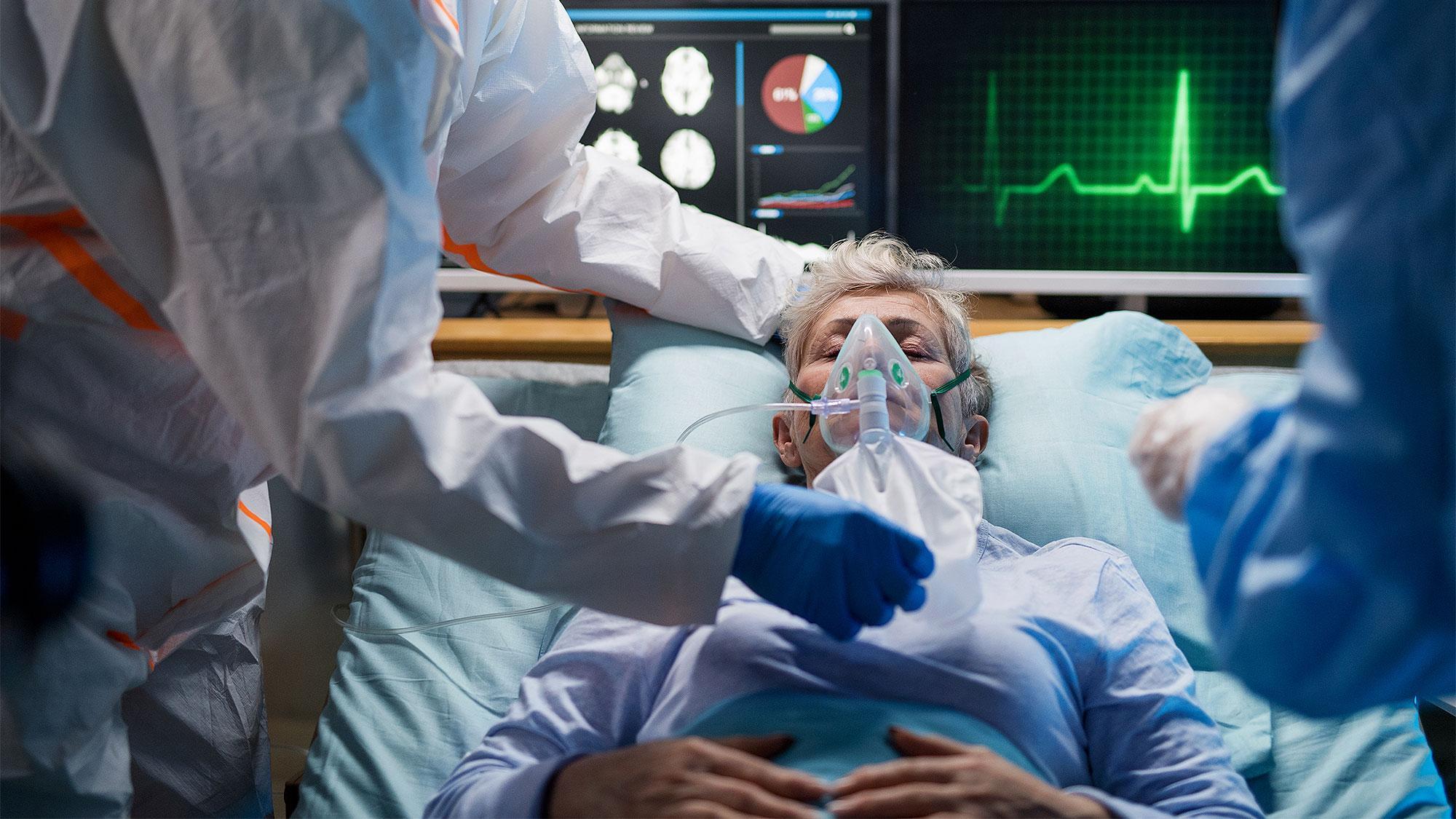 """""""Высокие шансы умереть"""". Учёные рассказали о болезнях сердца на фоне ковида"""