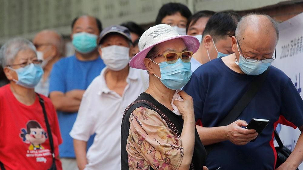<p>Фото © ТАСС / AP Photo / Kin Cheung</p>