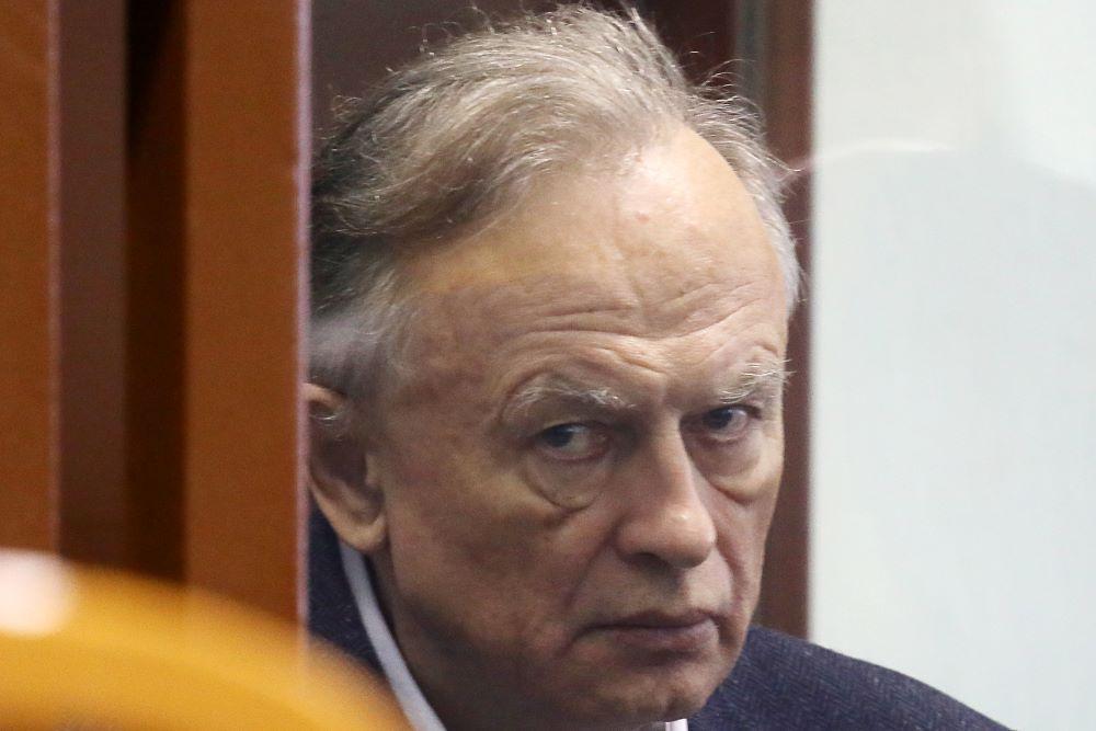 Доцент-расчленитель Соколов подал в суд на бывшую сожительницу за клевету