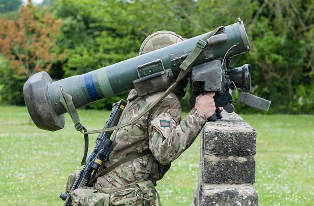 Конфуз в присутствии Зеленского. На Украине во время учений не сработал американский ракетный комплекс Javelin