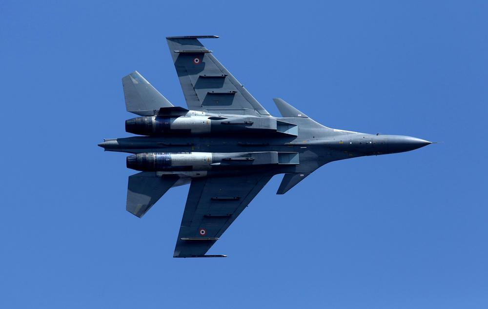 Эксперты: Шансов уцелеть у Су-30 не было, всё разрушено