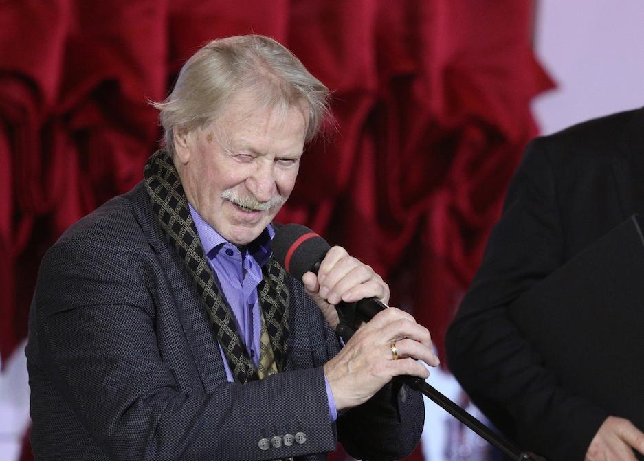 90-летний Иван Краско раскрыл секрет своего долголетия
