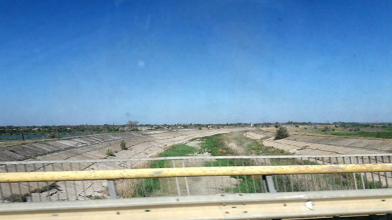 """На Украине заявили о """"полном праве"""" перекрыть Северо-Крымский канал"""