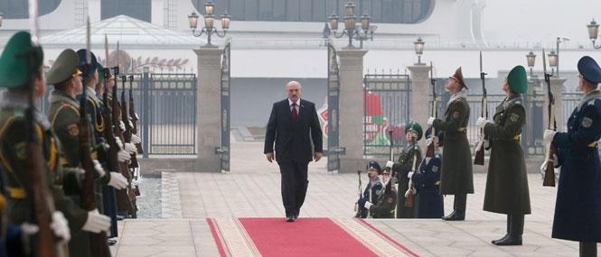 Фото © Пресс-служба Президента Республики Беларусь
