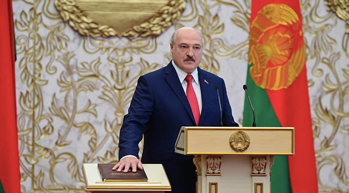 <p>Президент Белоруссии Александр Лукашенко. Фото © БелТа</p>