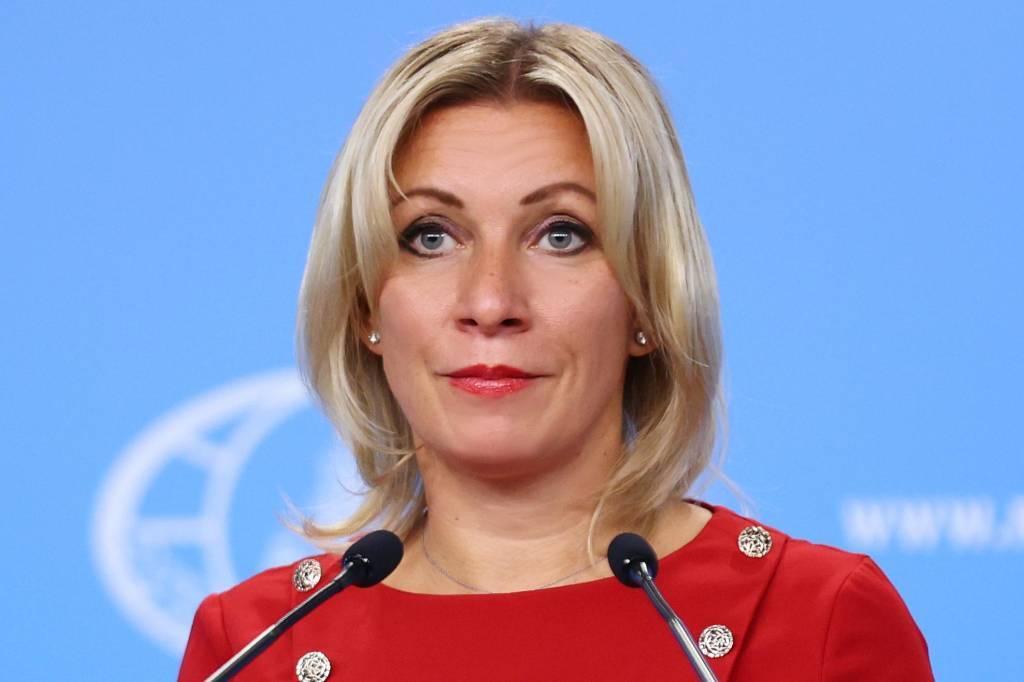 """Захарова заявила, что Россия никогда не разрабатывала """"Новичок"""""""