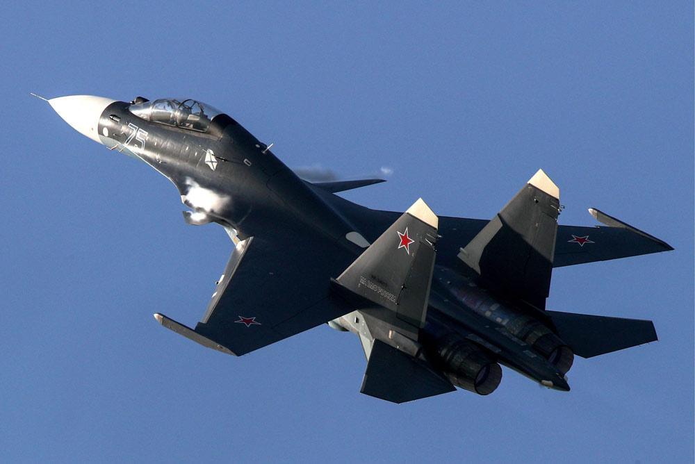 Тяжело в учении? Упавший в Тверской области Су-30 могли случайно сбить свои