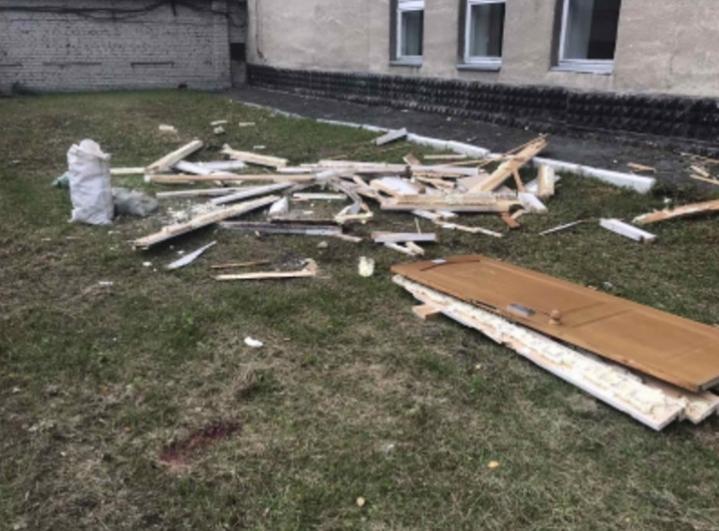 <p>Фото с места происшествия © СУСКРФпоКурганской области</p>