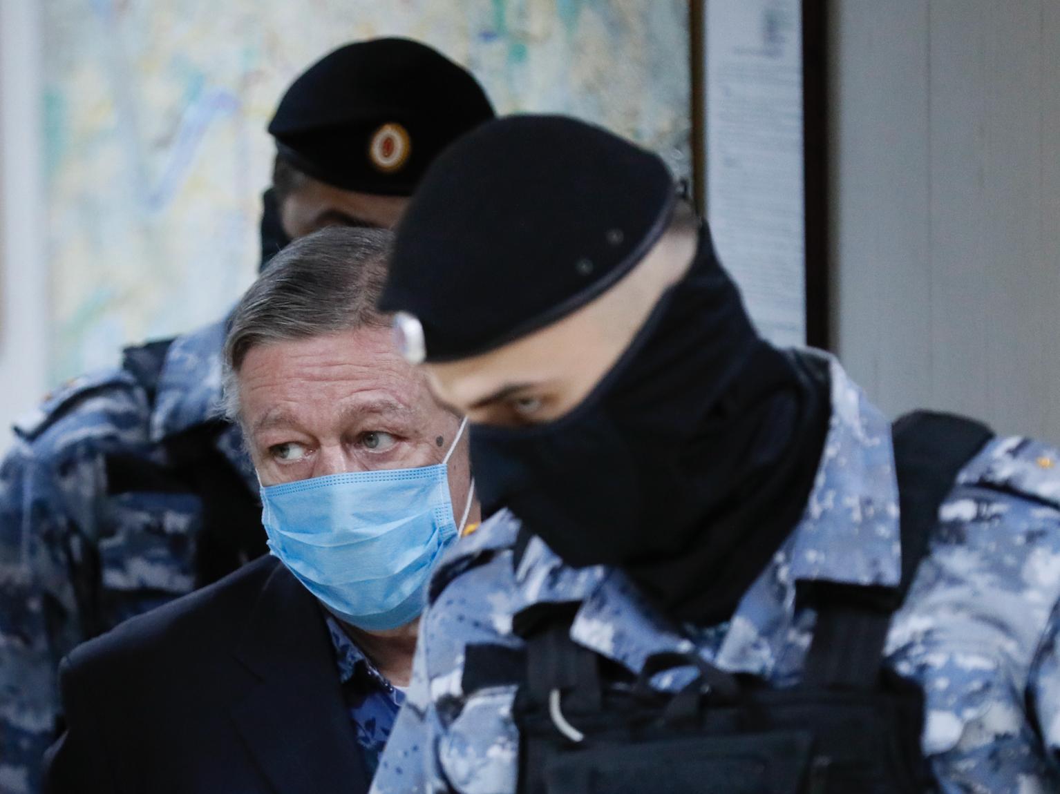Ещё один адвокат попросил изменить приговор Ефремову