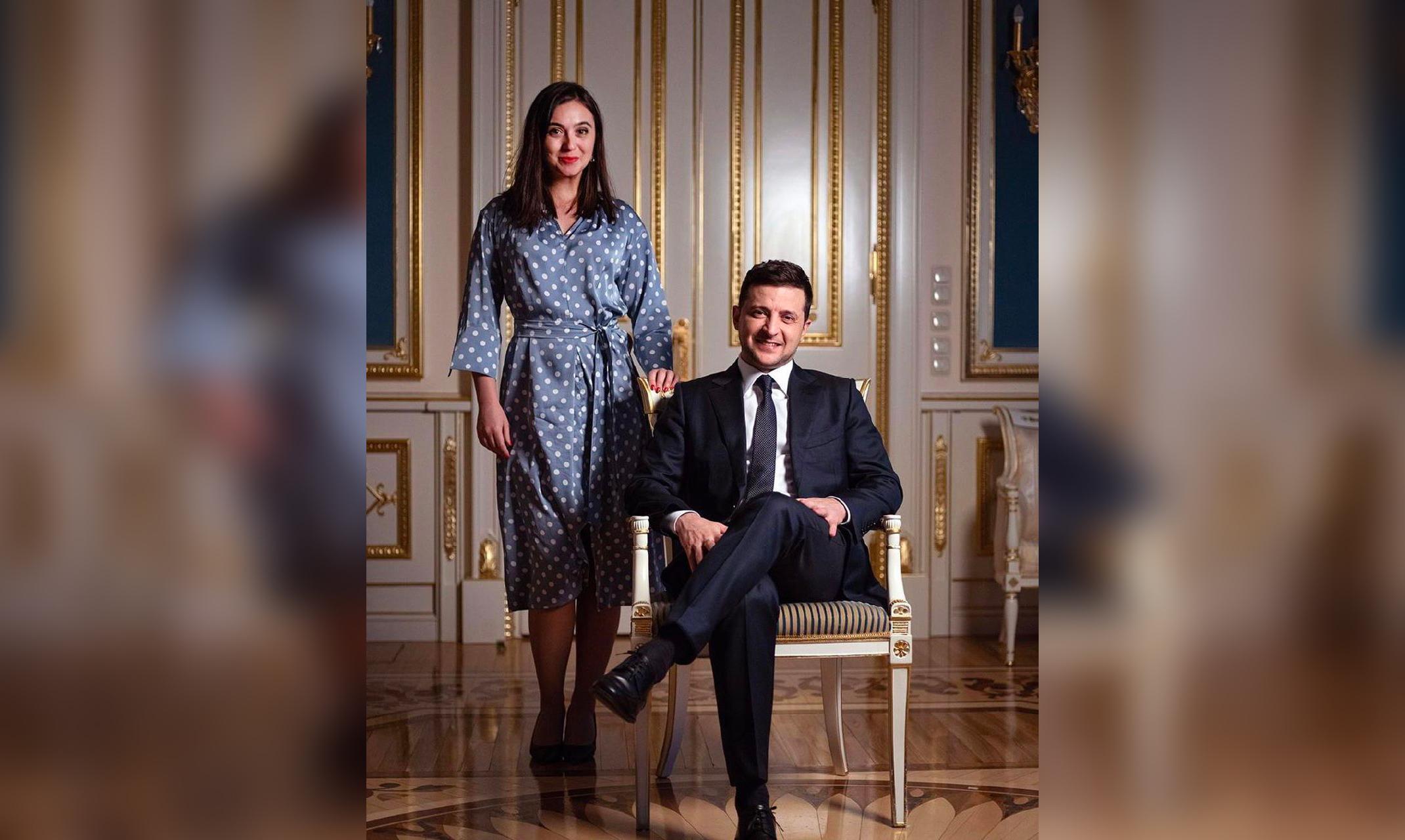 Пресс-секретарь Зеленского заработала за август в полтора раза больше президента