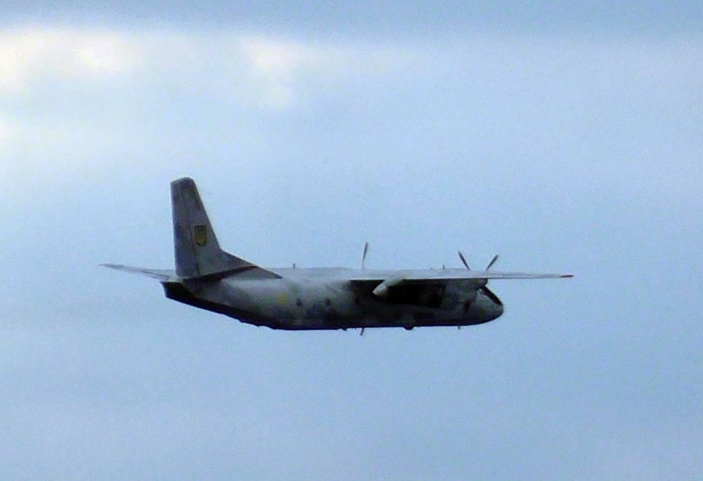 СМИ: Разбившийся под Харьковом самолёт по документам находился в ремонте
