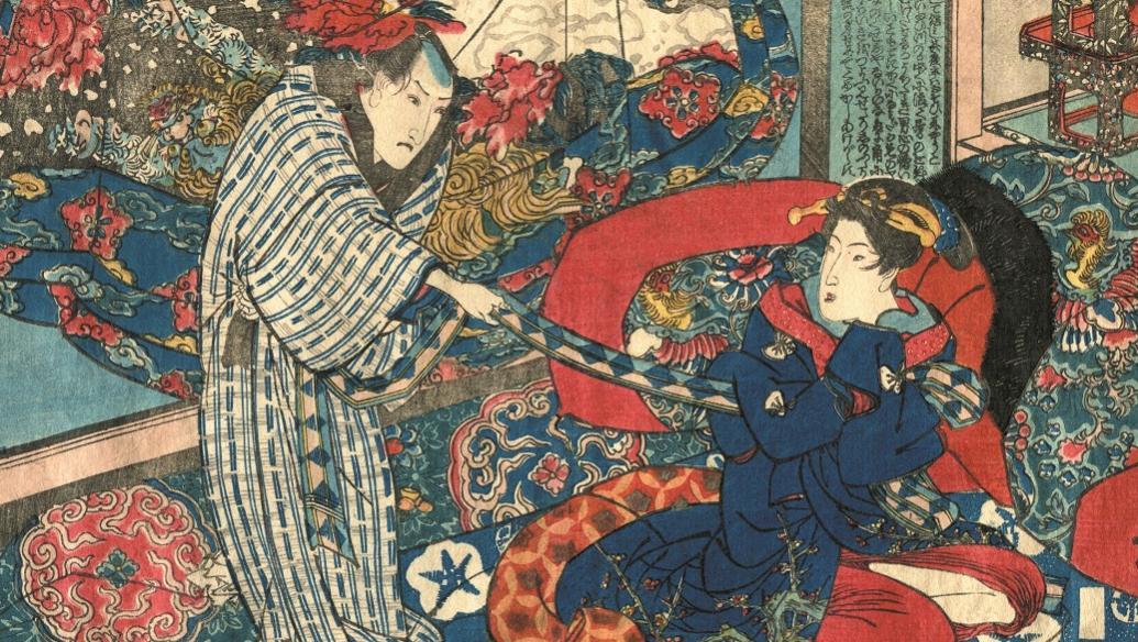 Интимные традиции японцев. Секс с осьминогом, позорная девственность, фуд-фетиш