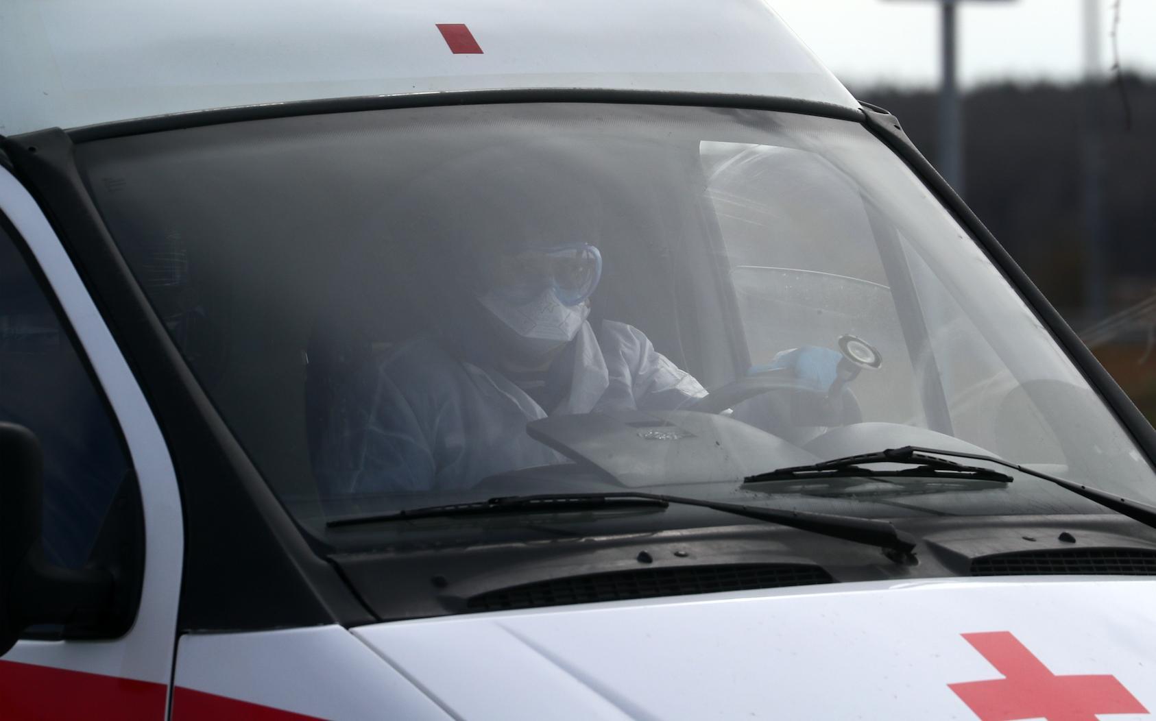 Ещё 7212 случаев коронавирусной инфекции выявили в России