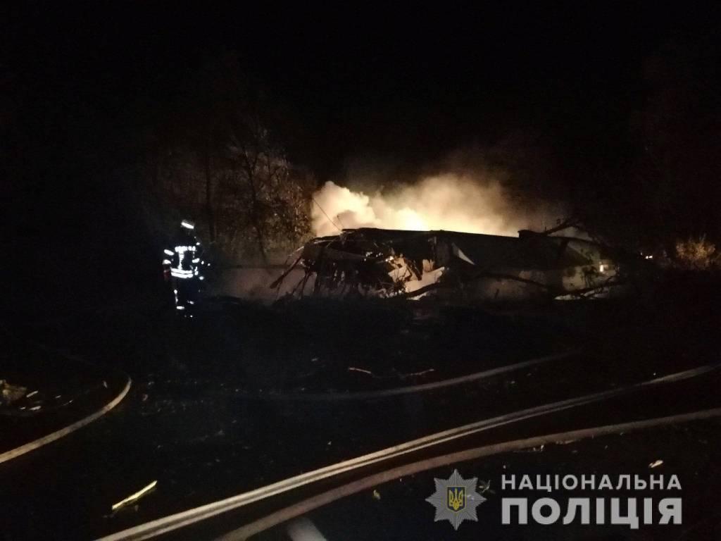 Российские лётчики выразили соболезнования после крушения самолёта под Харьковом