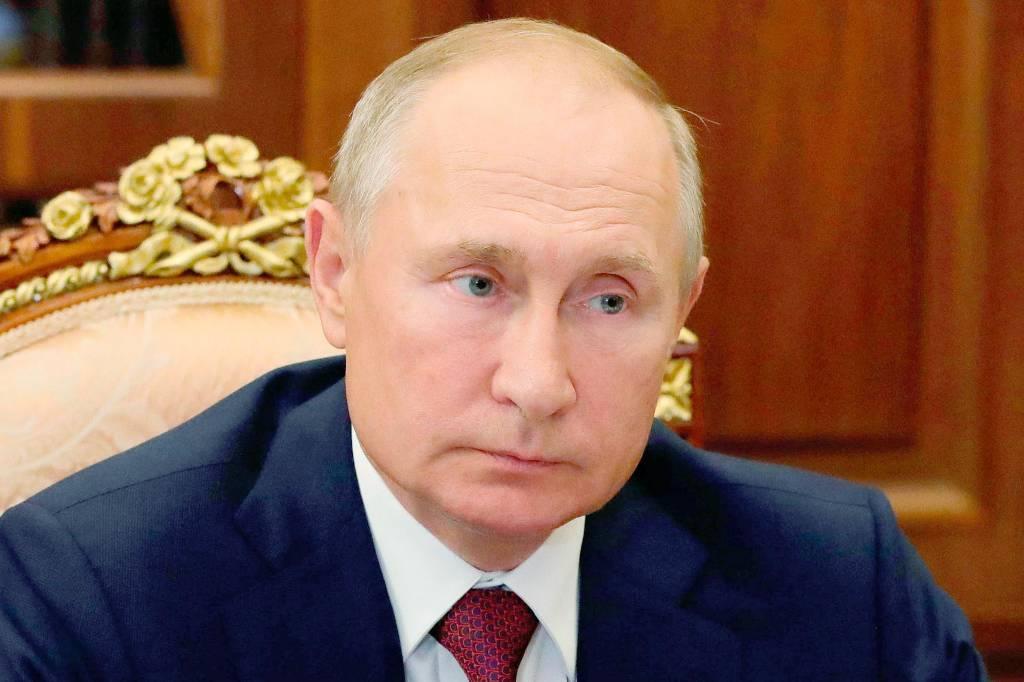 Путин призвал США начать диалог по международной информационной безопасности