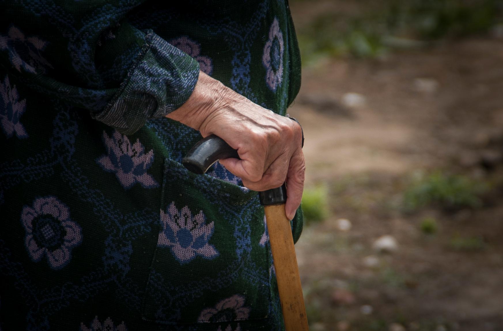 90-летнюю россиянку поймали на торговле героином