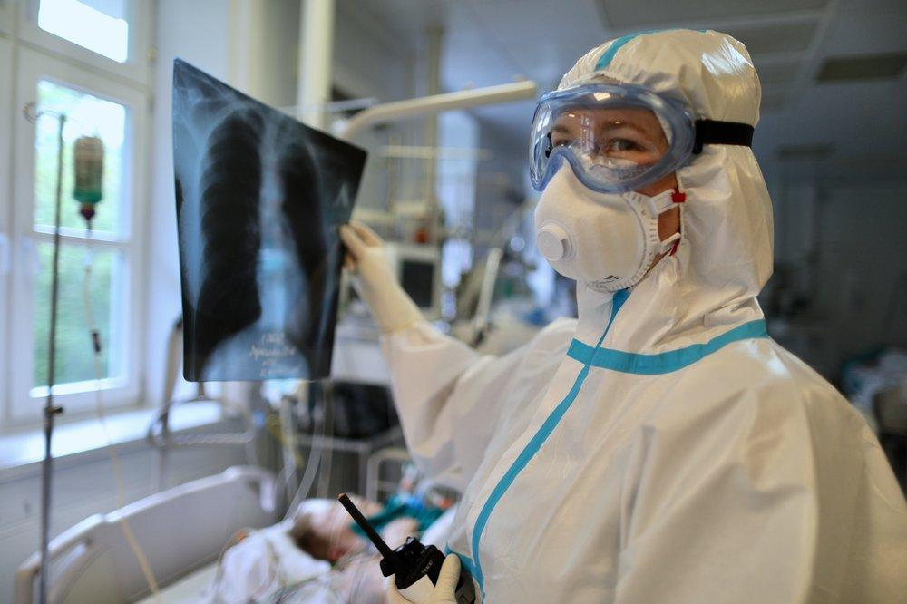 Роспотребнадзор: Второй волны коронавируса нет, это продолжение первой