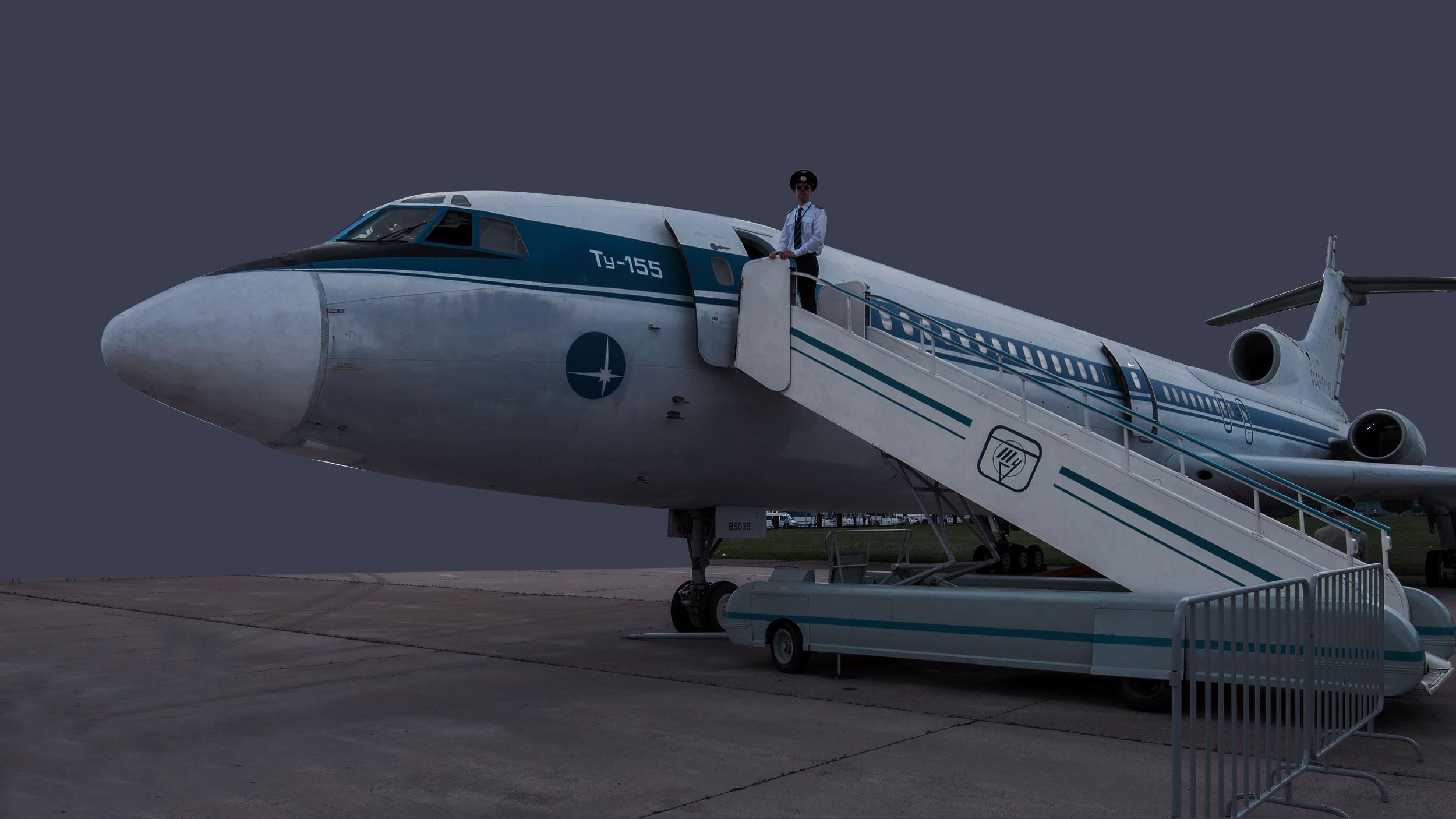 Придумано в СССР. Водородные самолёты Airbus — наследие забытого Ту-155