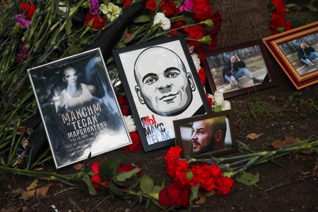 Во ФСИН сообщили, что Тесака не пытали в красноярском СИЗО