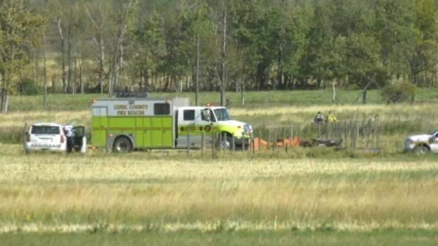 Два человека погибли при крушении небольшого самолёта в Канаде