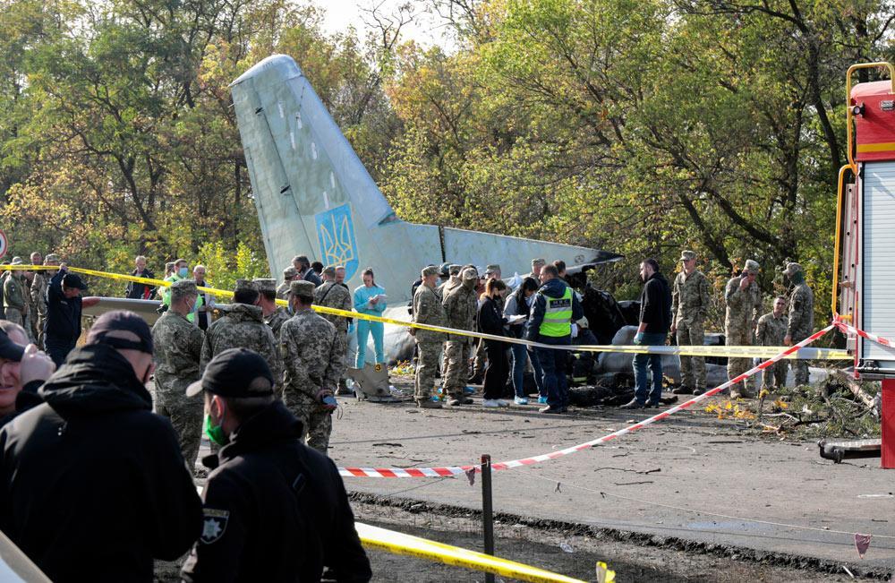 Катастрофа совести. Почему Минобороны Украины хочет свалить вину за крушение Ан-26 и гибель 26 военных на пилотов